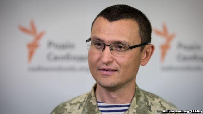 За словами Селезньова, питання стосується чисто технічної напрацювання цього документа / Радіо Свобода