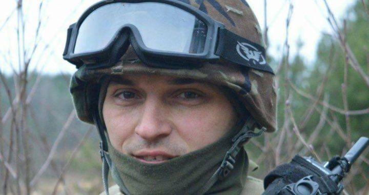Взоне АТО найдено тело погибшего подполковника Нацгвардии