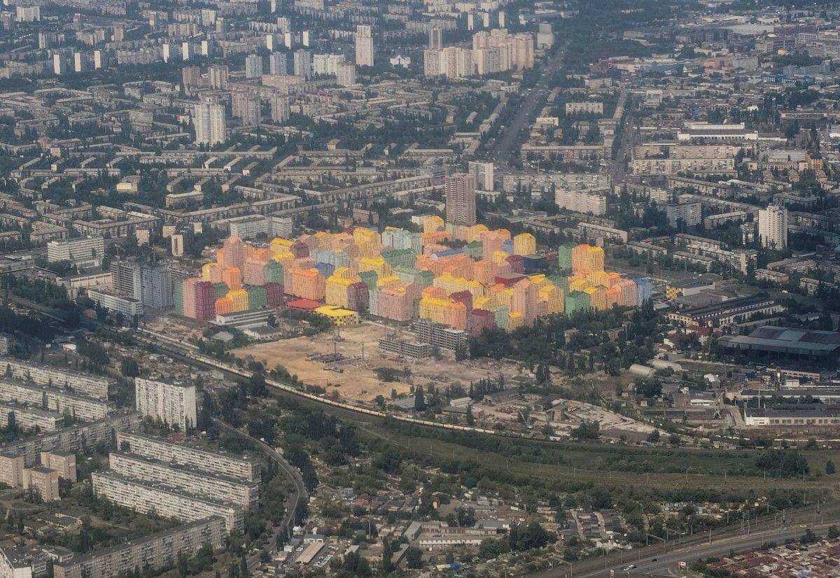 В Украине подорожало на строительство /REUTERS