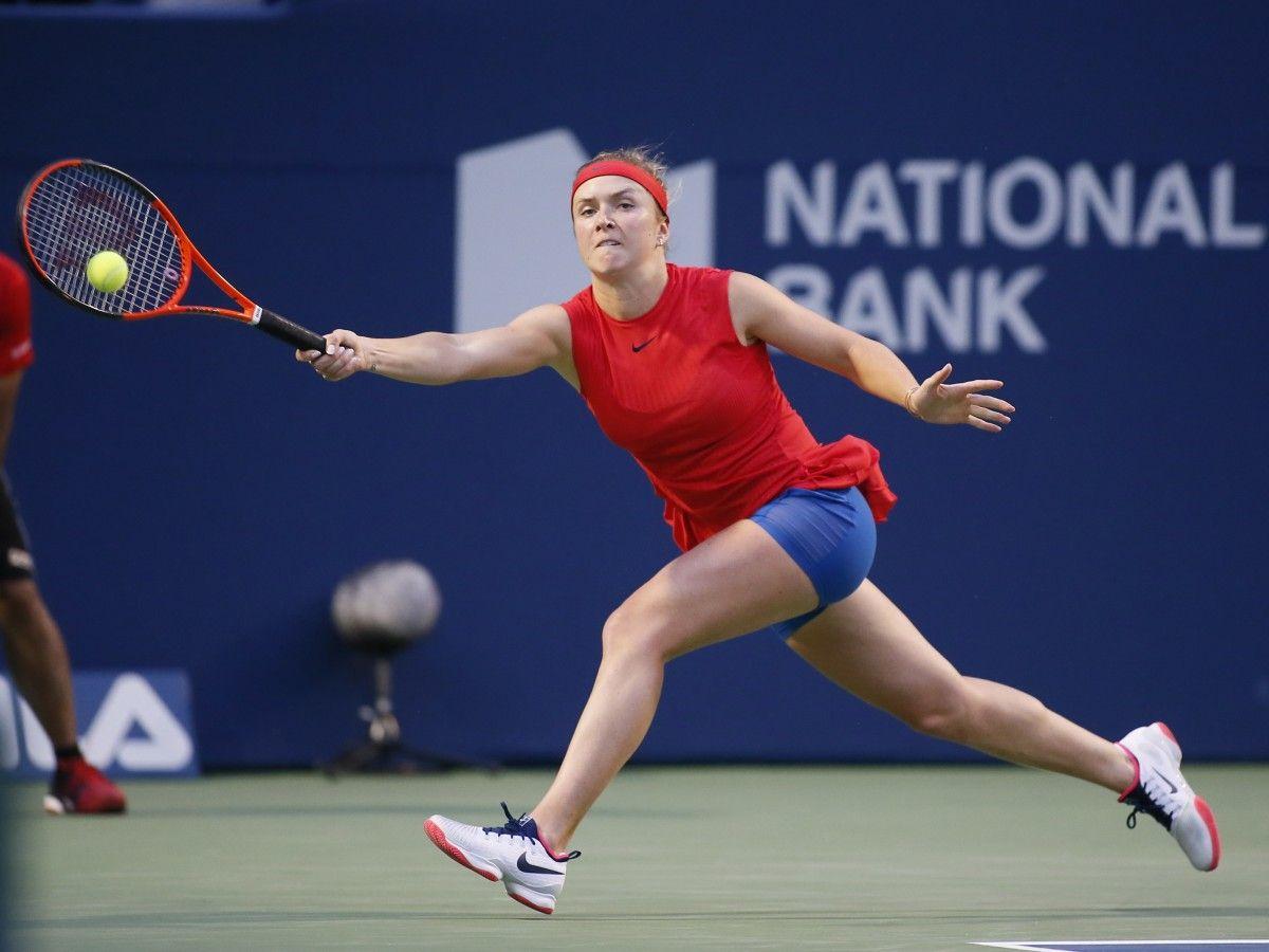 Світоліна дійшла до півфіналу змагань в Торонто / Reuters