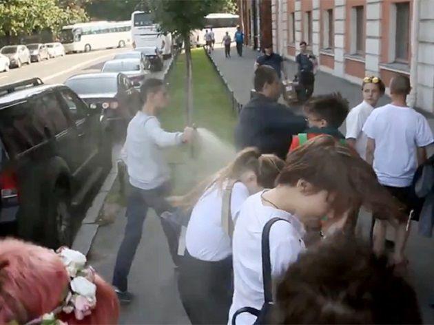 Петербуржские власти отказали ЛГБТ-активистам впроведении парада 12августа