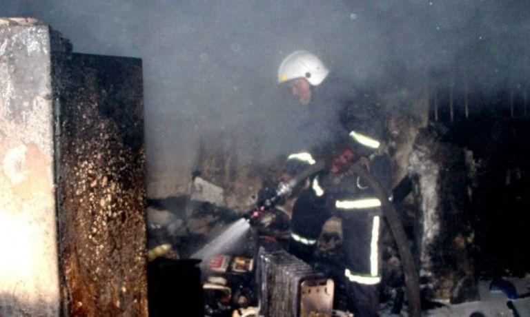 На території калуської ТЕЦ трапилася пожежа