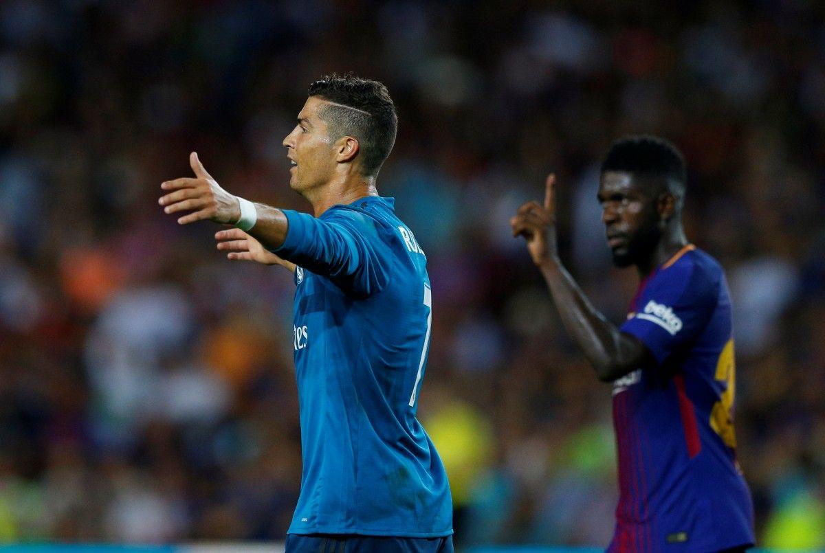 Футболист «Реала» забил умопомрачительный гол «Барселоне» вСуперкубке Испании