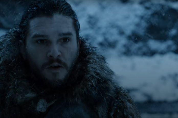 Джон Сноу убегает отКороля Ночи вновом трейлере «Игры престолов»