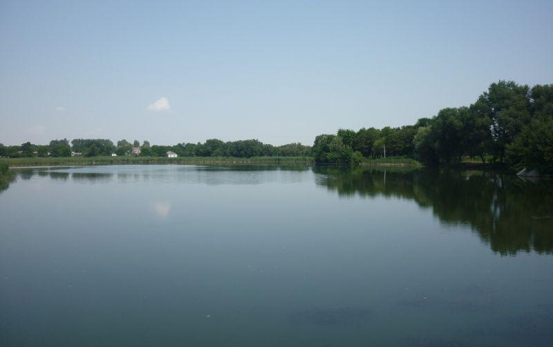 На Житомирщині в озері потонули двоє дітей / фото zhitomir.life