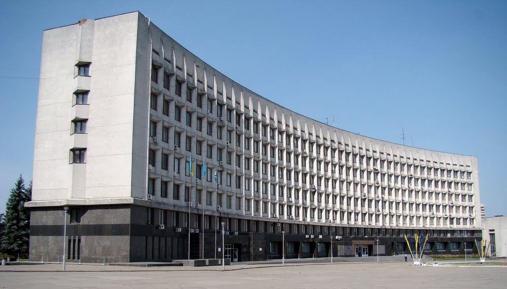 Городской совет Сум и Облсовет делят одно здание / фото like.sumy.ua