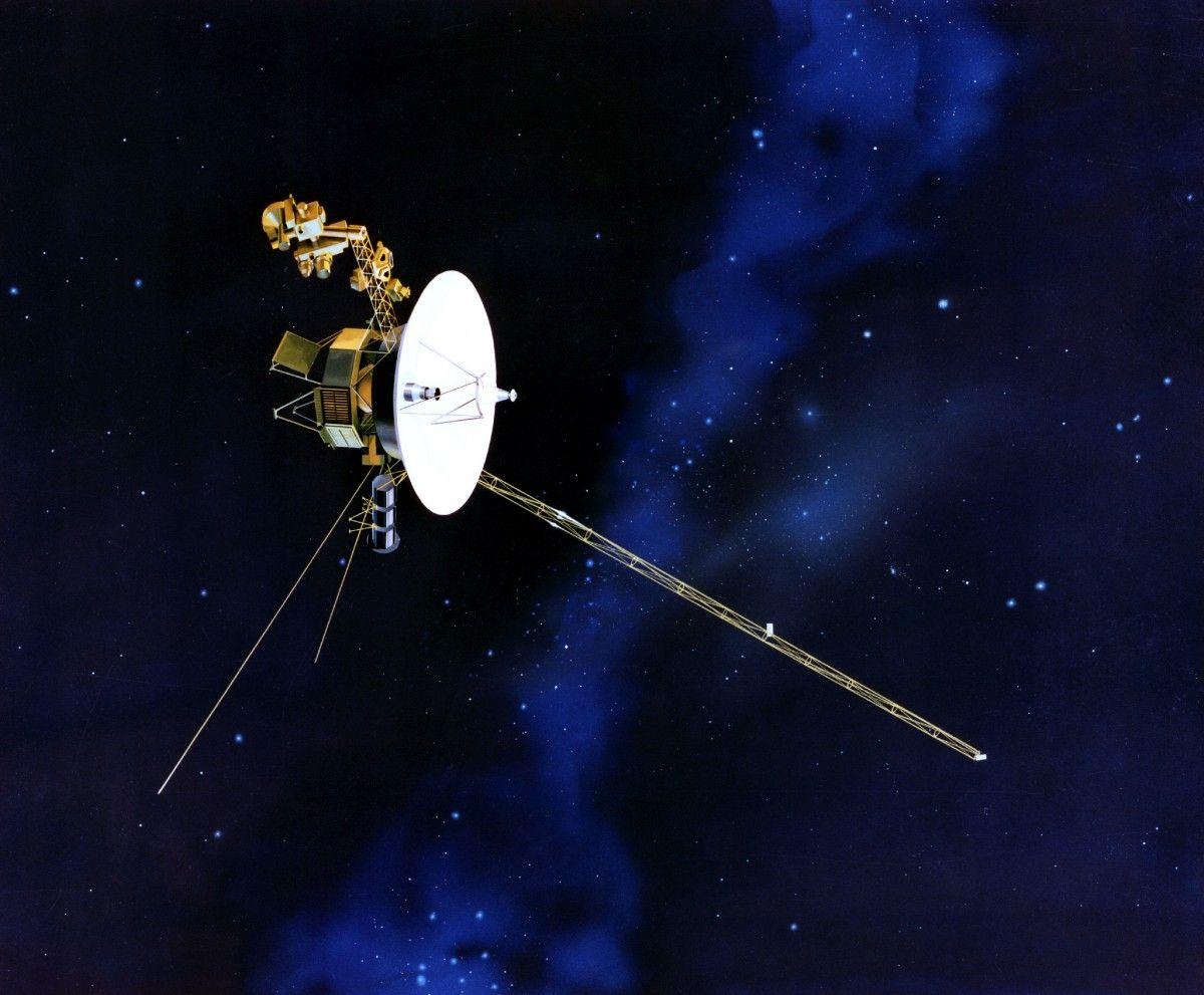 Станція Voyager 1 запущена 5 вересня 1977 року / фото wikimedia.org