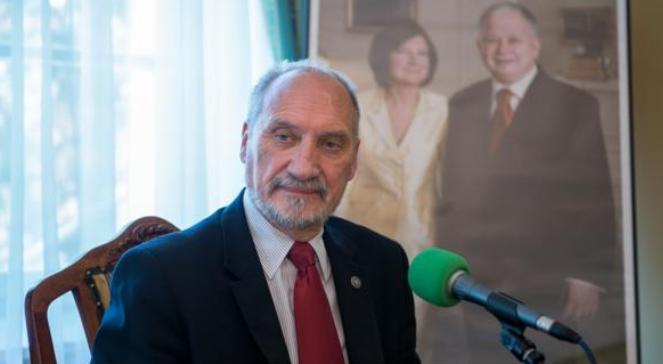 Мацєревич зазначив, що Москва застосовує силу для поділу територій / фото Polskie Radio