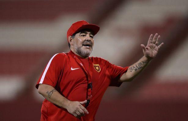 Дієго Марадона довів, що є порох у порохівницях / Getty Images