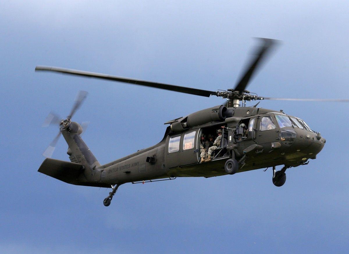 Black Hawk / REUTERS