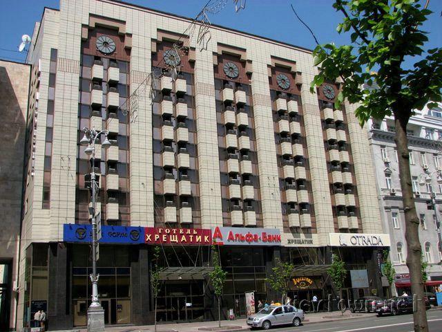 Эксперт поддерживает идею мотивировать отели подтягивать стандарты к «пяти звездам» / фото Kievtown.net
