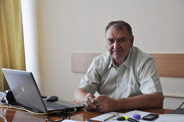 Прокопец рассказал о первых днях работы / oda.zt.gov.ua