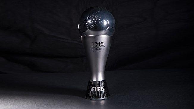 Приз лучшему футболисту года ФИФА / фото FIFA.com