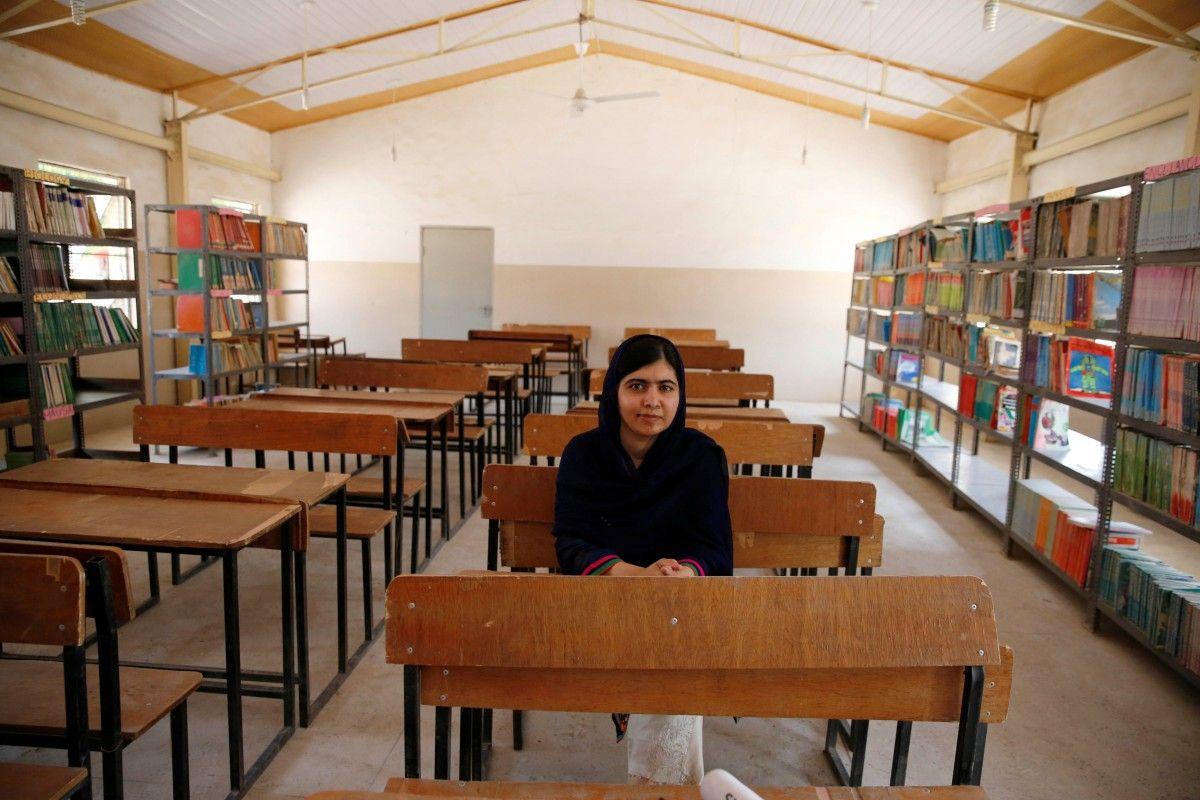 Малала Юсуфзай / REUTERS