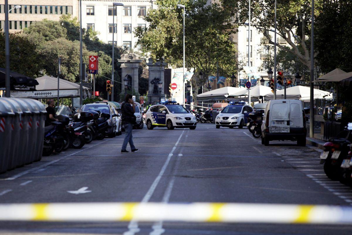 Среди пострадавших втеракте вБарселоне оказались жители минимум 18 стран