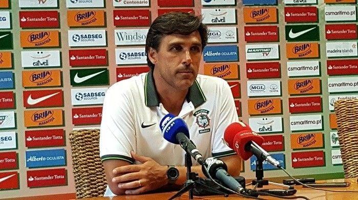 Рамуш відзначив прагнення гравців своєї команди добре зіграти / csmaritimo.org.pt
