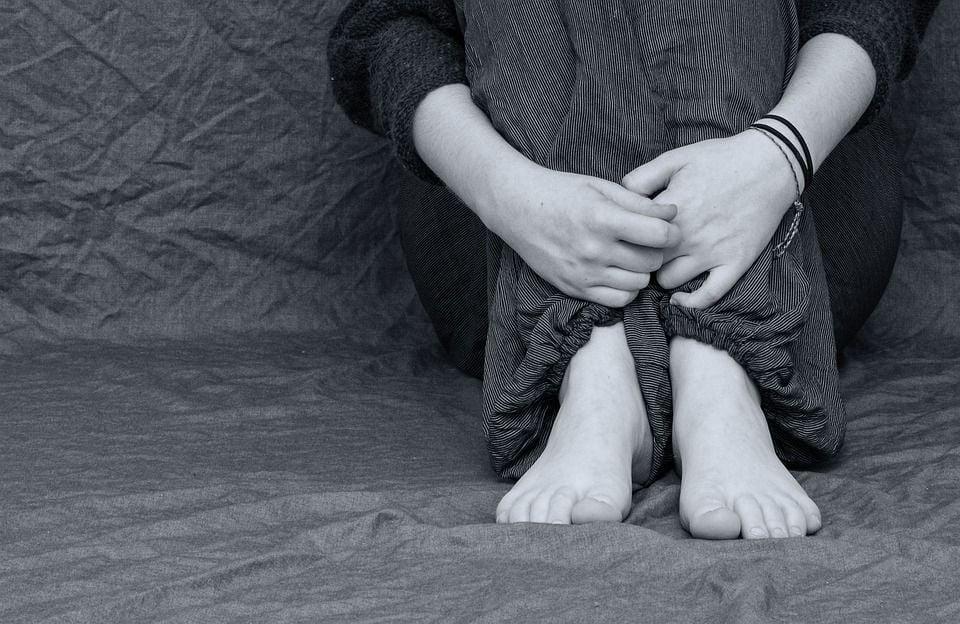 У пацієнтів з депресією процес старіння мозку стартував у 40 років / фото pixabay.com