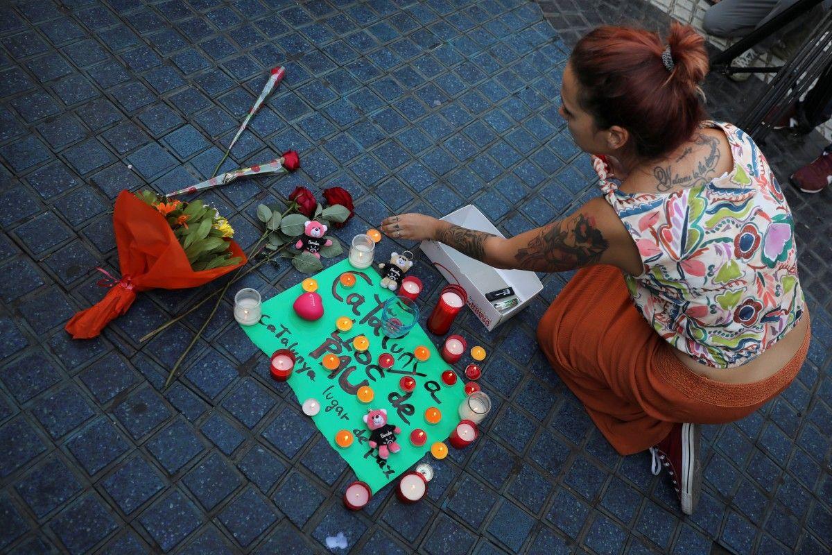 Теракт в Барселоне / REUTERS