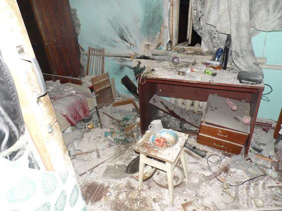 АТОшник кинув гранату в кімнату квартиранта / Поліція Рівненської області
