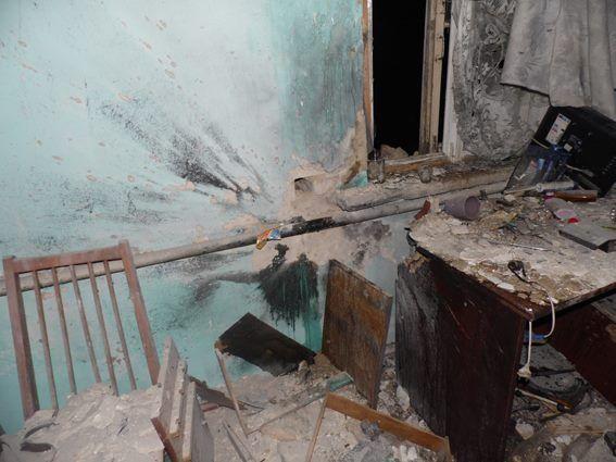 АТОшник кинув гранату в ;житловий будинок / Поліція Рівненської області