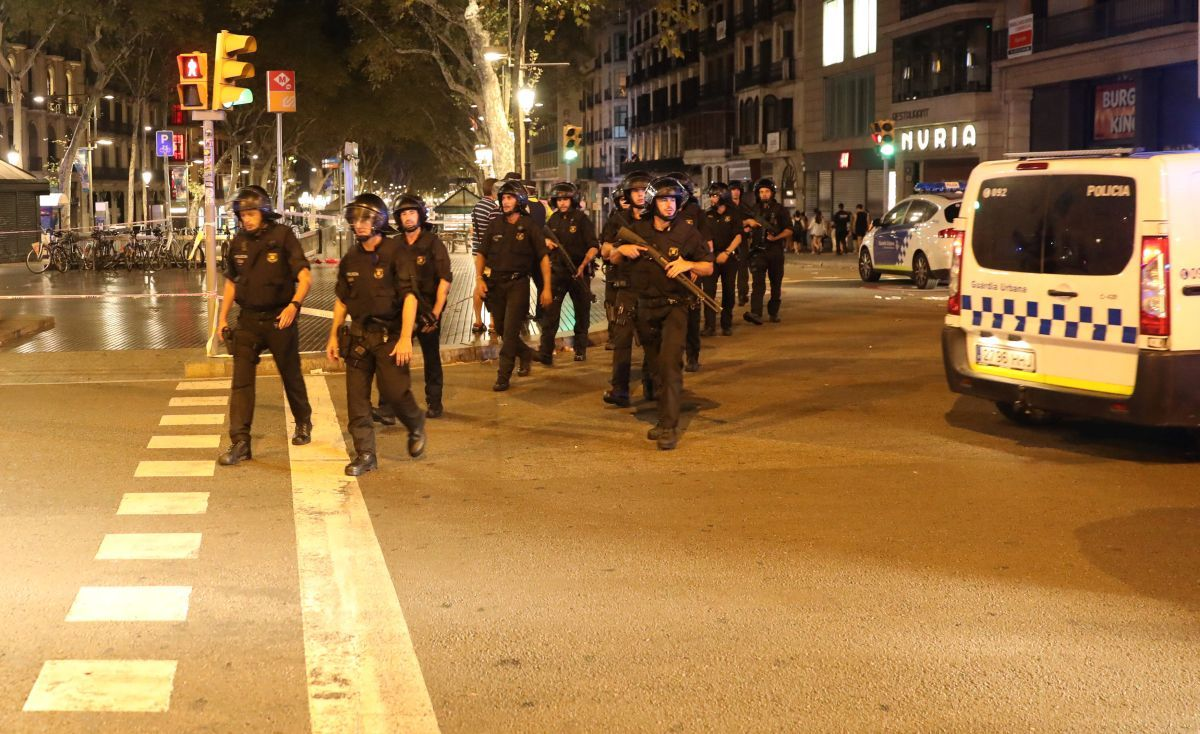 Накануне в Испании произошло два теракта / REUTERS