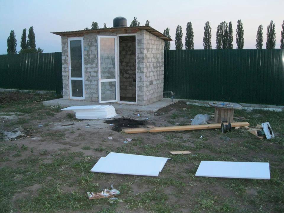 Взрыв втуалете наБориспольском отправил новобрачных набольничную койку