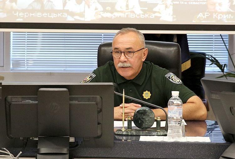Поліція і Нацгвардія переходять напосилений варіант несення служби