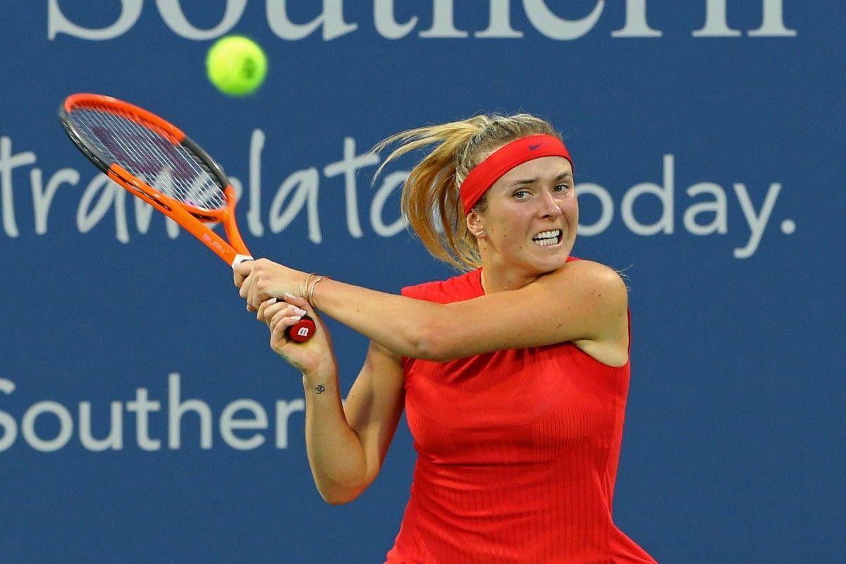 Свитолина осталасьна четвертом месте в рейтинге WTA / Reuters