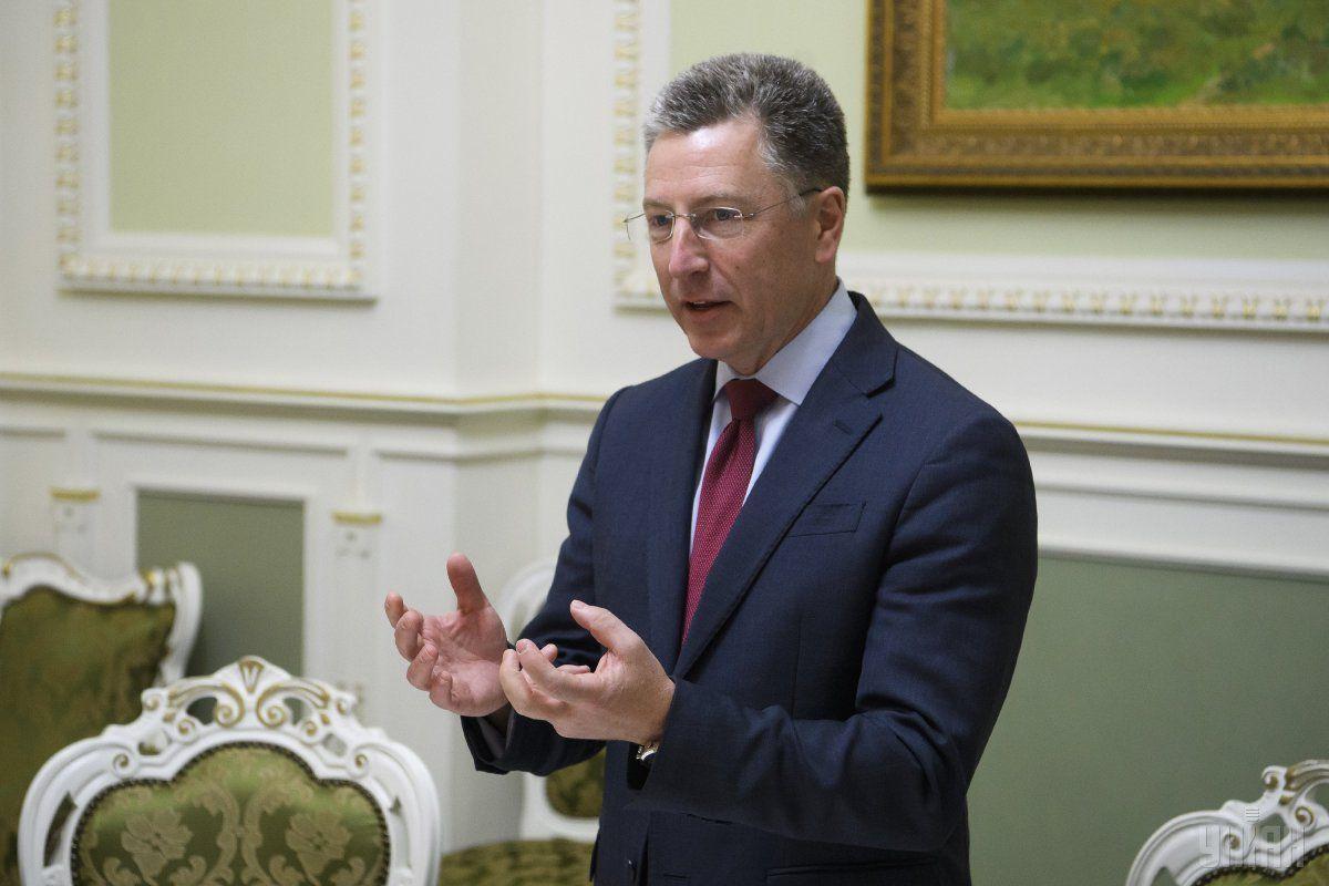 Волкер заявляет, что созданные РФ «ДНР» и «ЛНР» на Донбассе должны быть ликвидированы / фото УНИАН