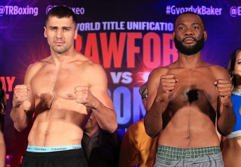 Гвоздик виявився легшим від супротивника на 100 грамів / boxingscene.com