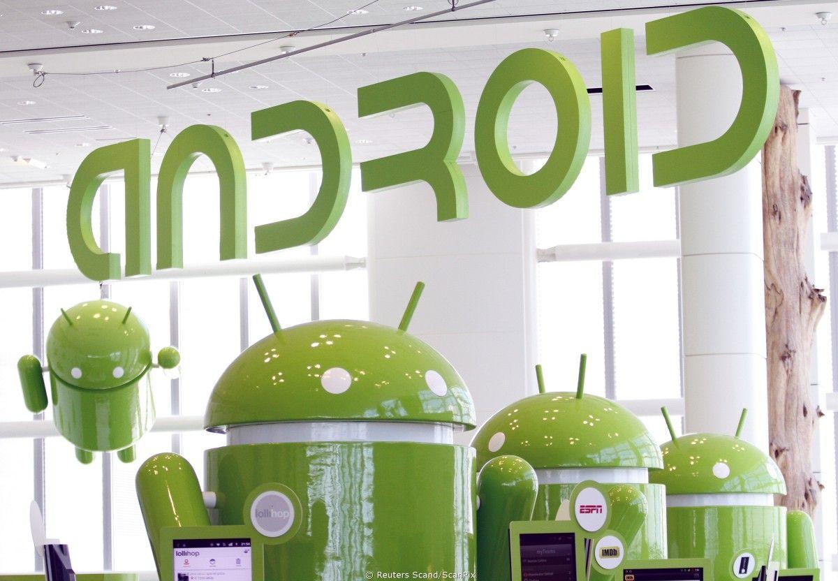 У цей день стартував офіційний випуск першої версії операційної системи Android / фотоREUTERS