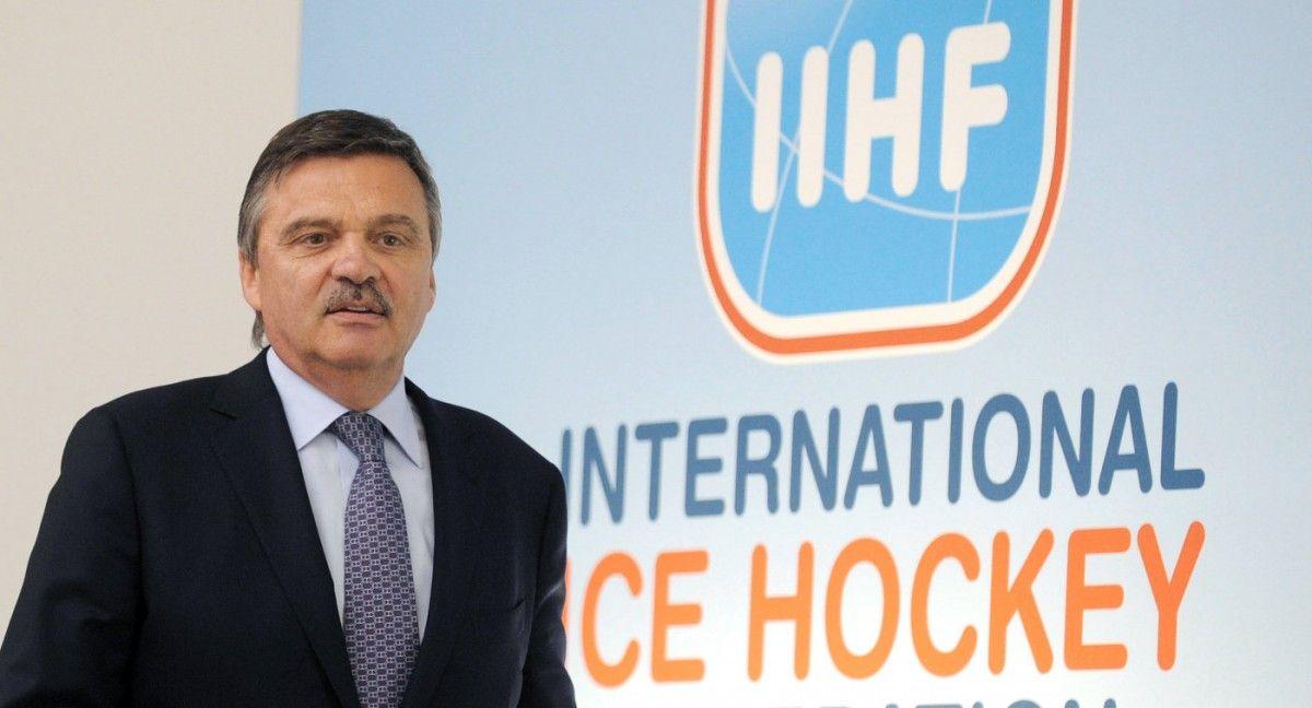 Фазель вважає малоймовірним факт підкупу гравців збірної України / Р-Спорт