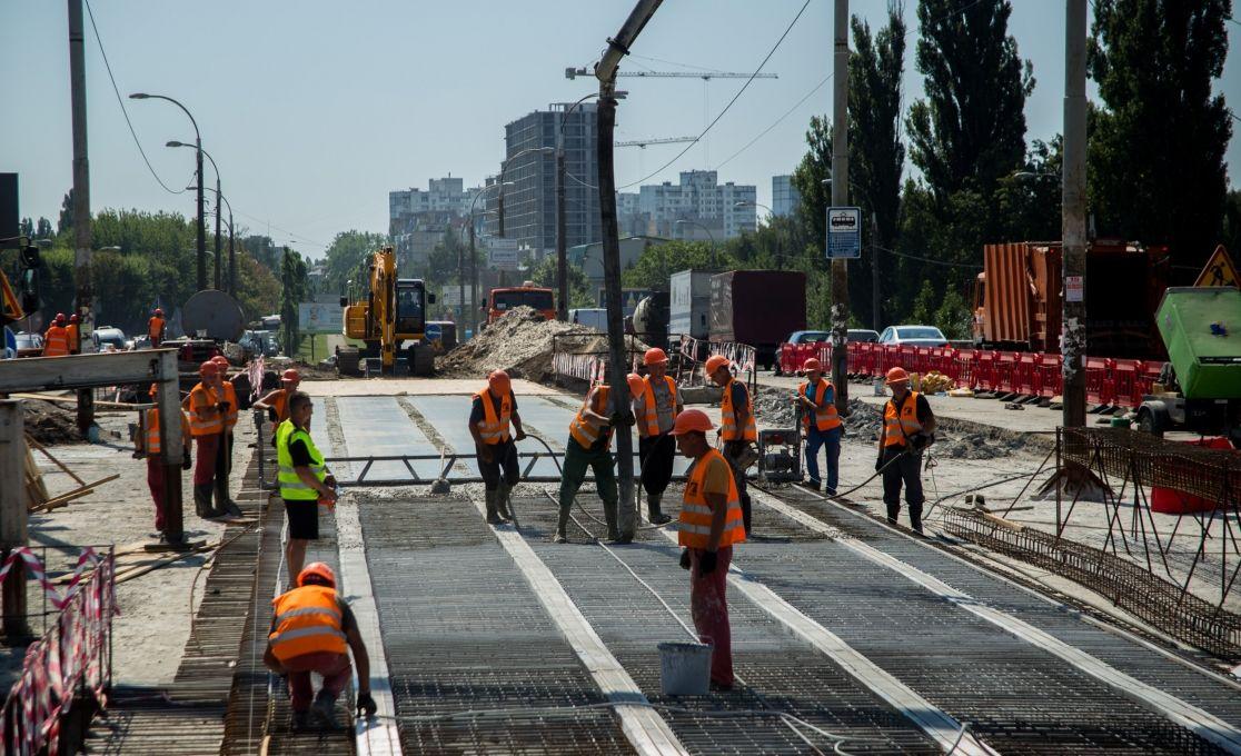 У 2018 році Київ не збирається збавляти темпи ремонту доріг / фото stroyobzor.ua