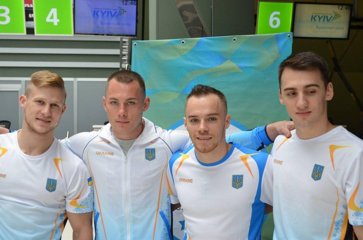 Українські гімнасти стали другими на Універсіаді в командних змаганнях / xsport.ua