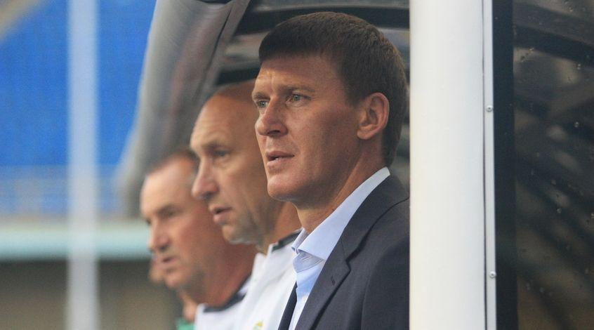 Команда Василия Сачко - в тройке лидеров чемпионата / football.ua