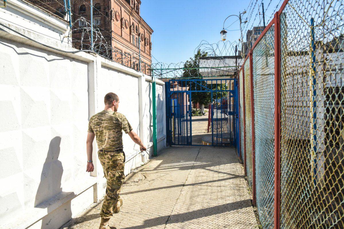 УНИАН пообщался с заключенными одесского Тюремного замка и сотрудниками изолятора / УНИАН