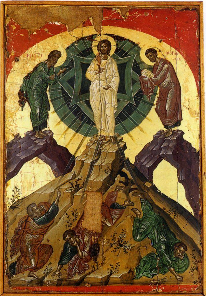 Пеображение Господне, 1546 г. Афон, монастырь Ставроникита