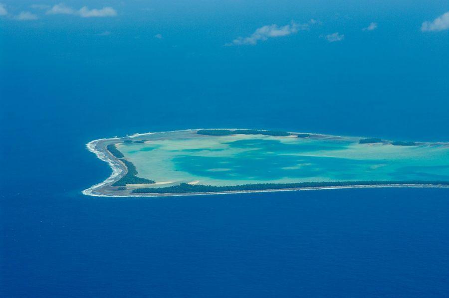 За 2016 год Тувалу приняла тысячу зарубежных гостей / фото dxnews.com