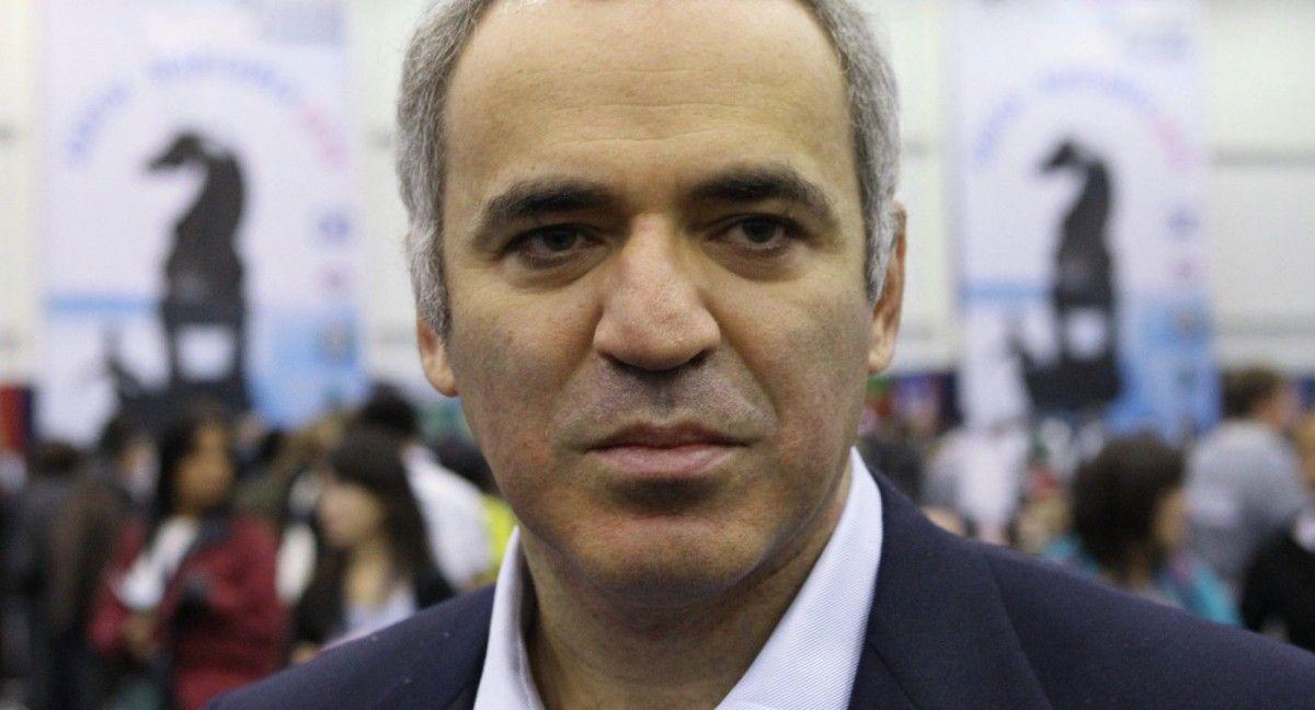Гаррі Каспаров провів перший професійний турнір за 12 років / РІА-Новини