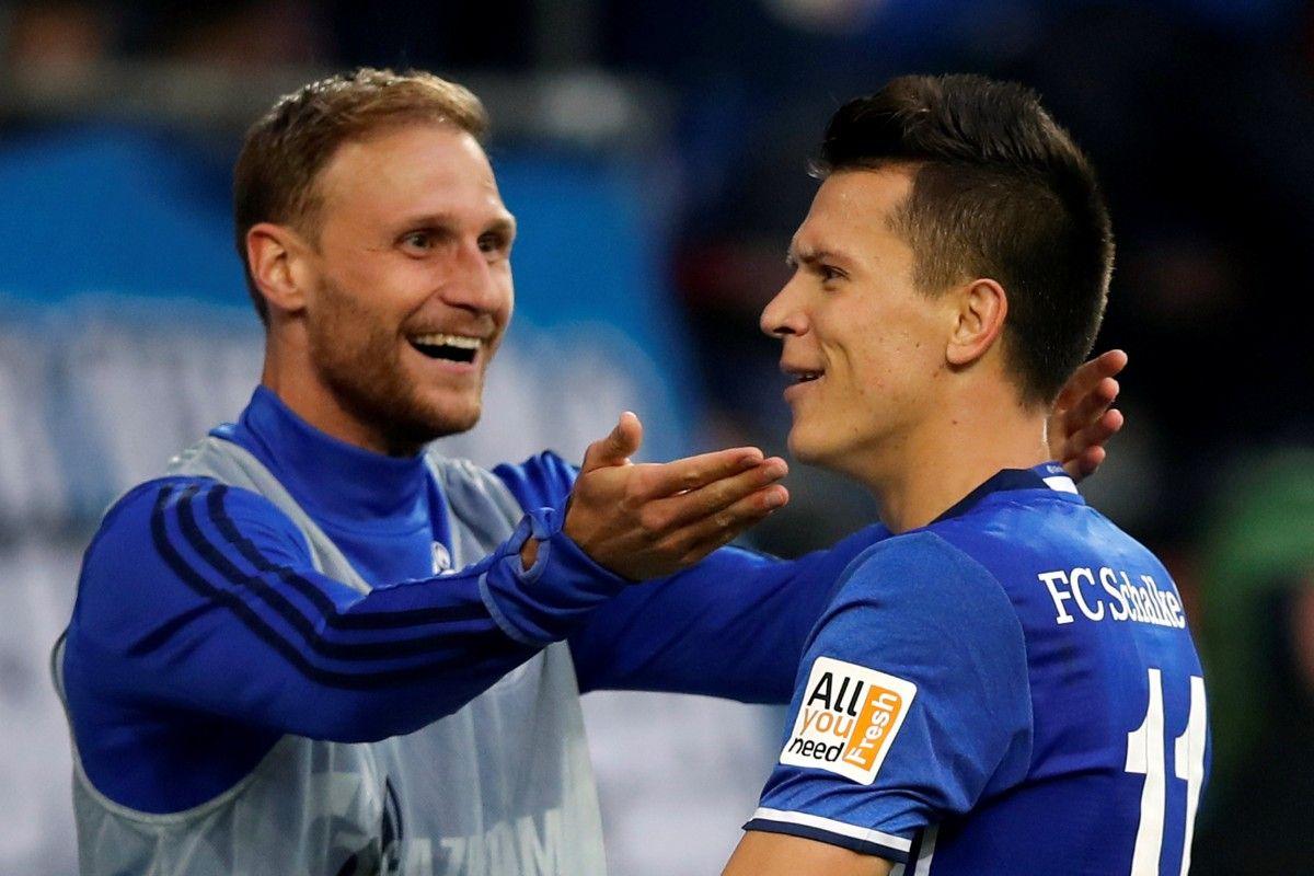 Євген Коноплянка потрапив у збірну туру бундесліги / Reuters