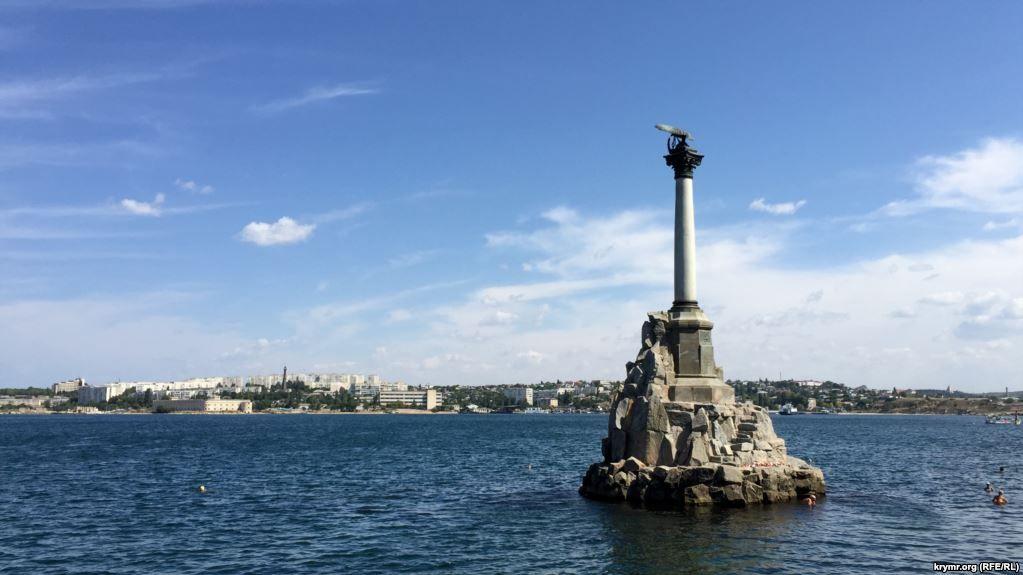У аннексированном Криму зафіксовано 19 вантажних суден-порушників / фото krymr.com