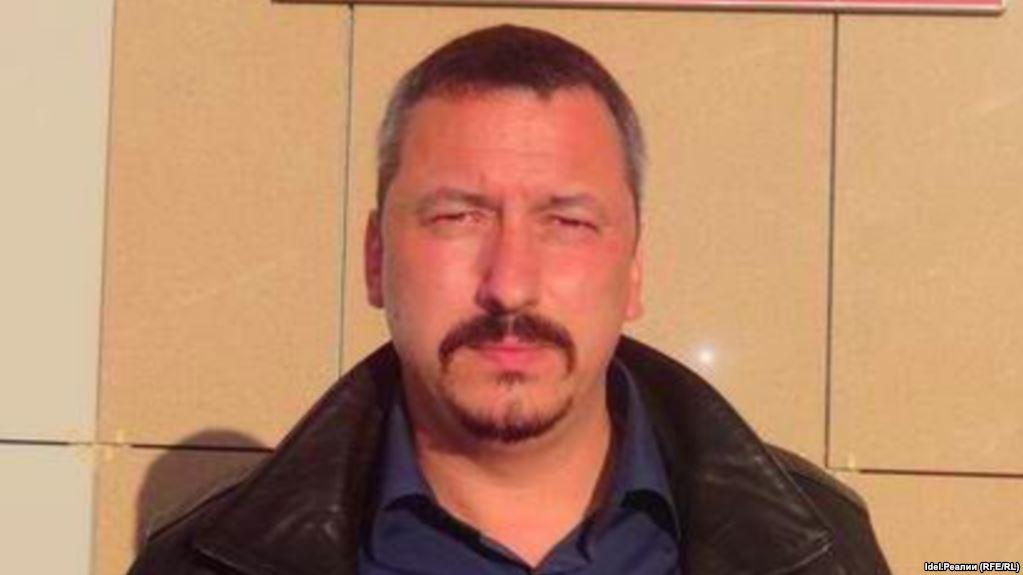Сафаргалі звинувачують в екстремізмі у соцмережах / фото radiosvoboda.org