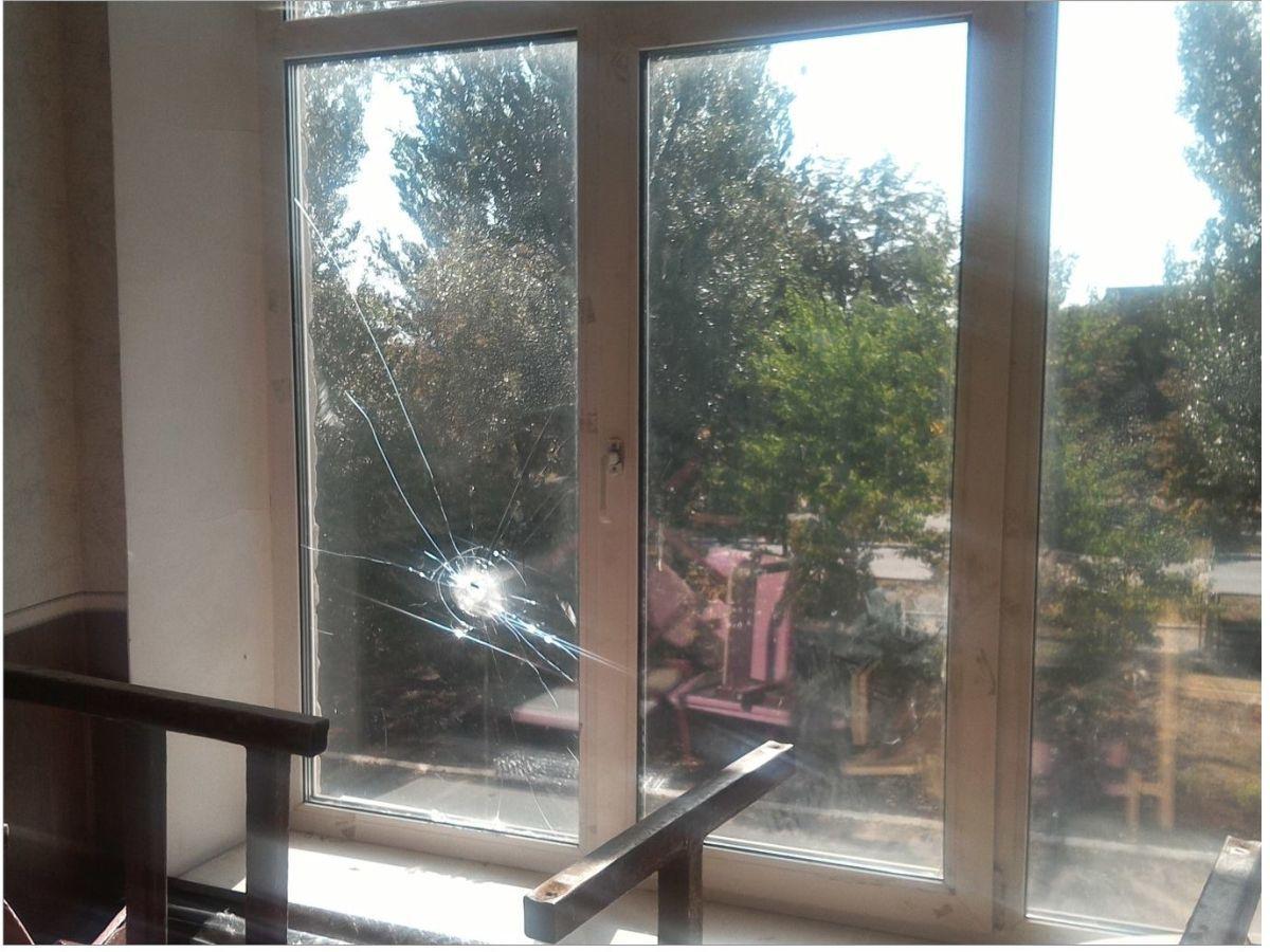 Террористы совершили 12 минометных обстрелов / фото facebook.com/ato.news