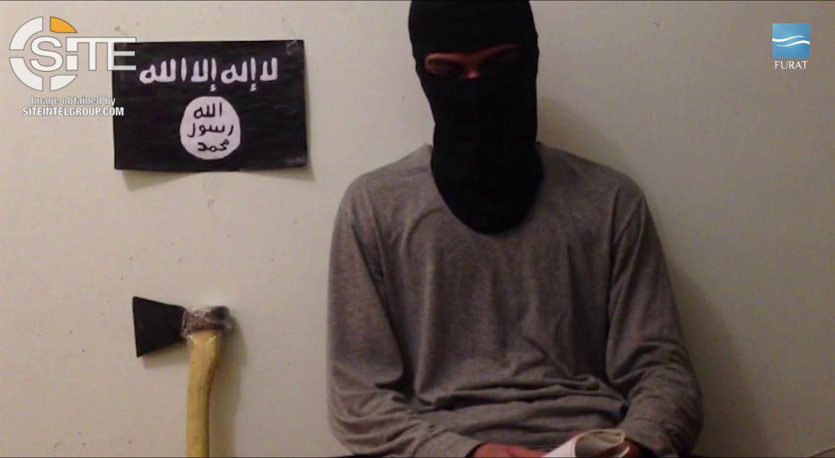 Мужчина на видео назван Масаудом аль-Сургути / фото siteintelgroup.com
