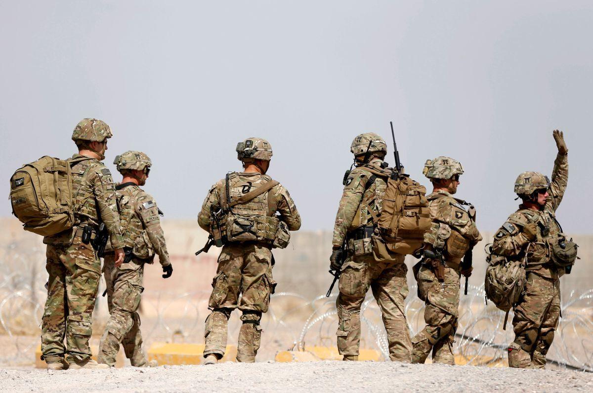 Американские военные в Афганистане / REUTERS