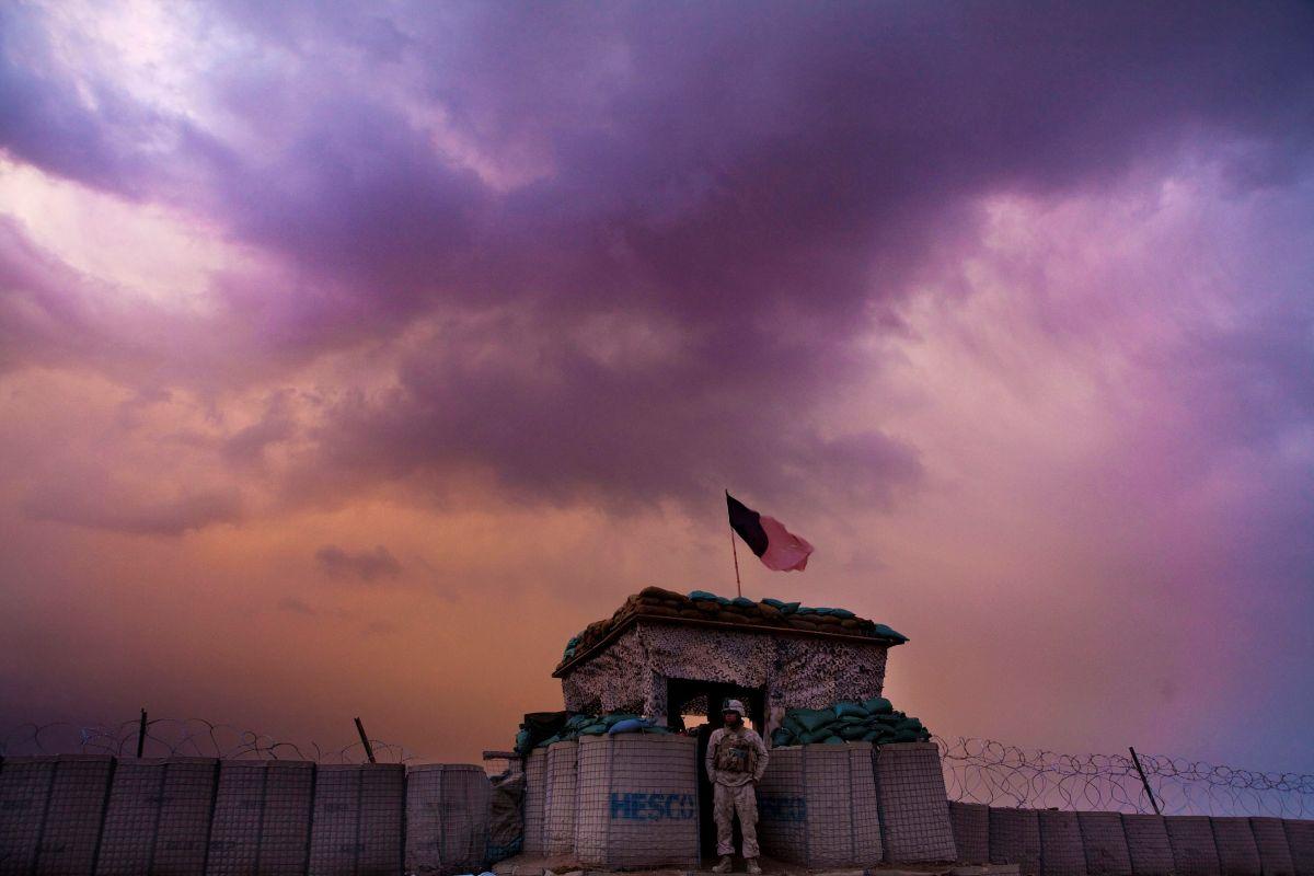 Американский военный в Афганистане / REUTERS
