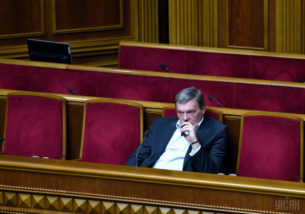 Юрія Гримчака повезли в СІЗО / фото УНІАН