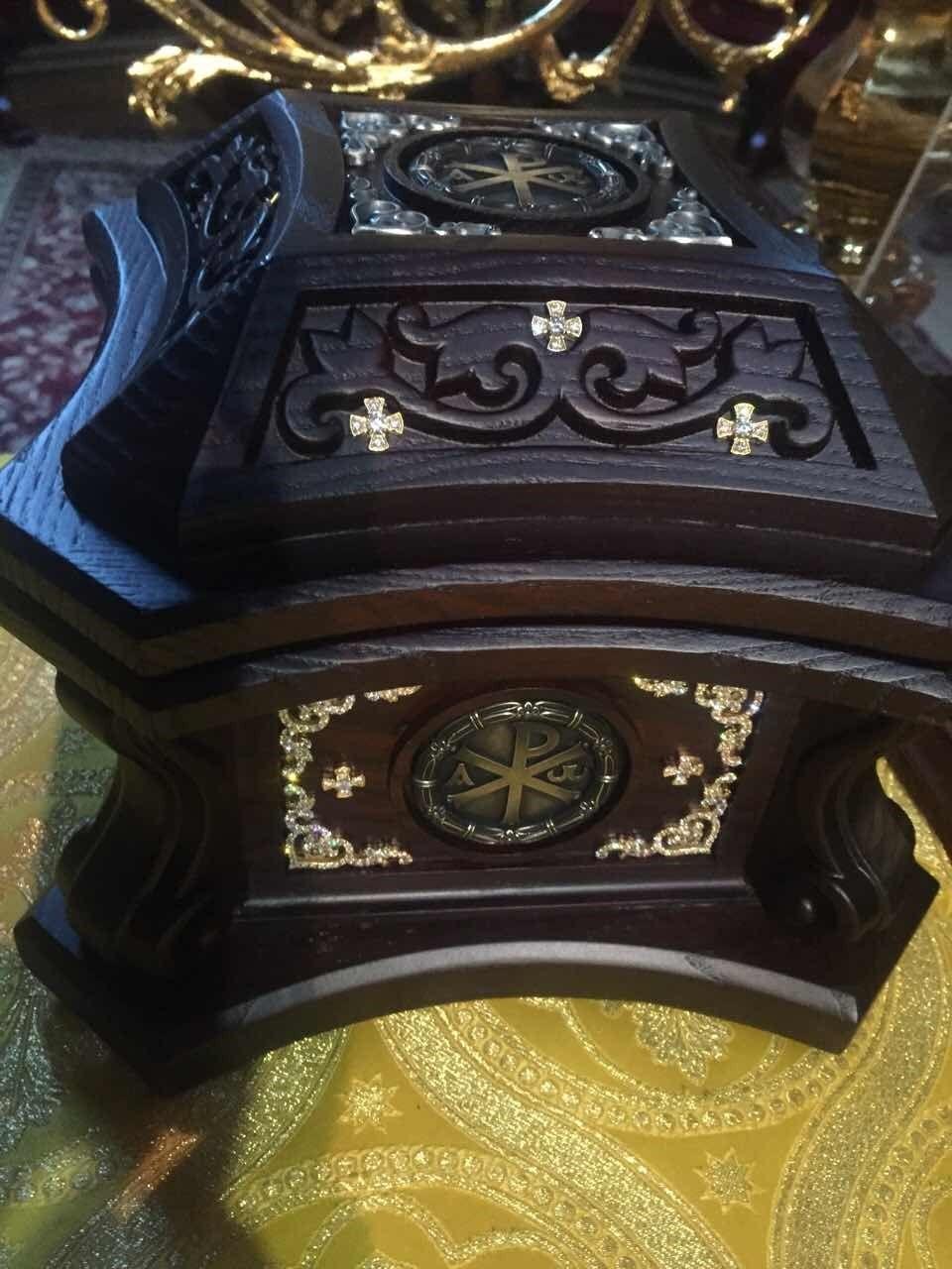 Жителям Закарпаття подарують ковчег з мощами Миколая Чудотворця