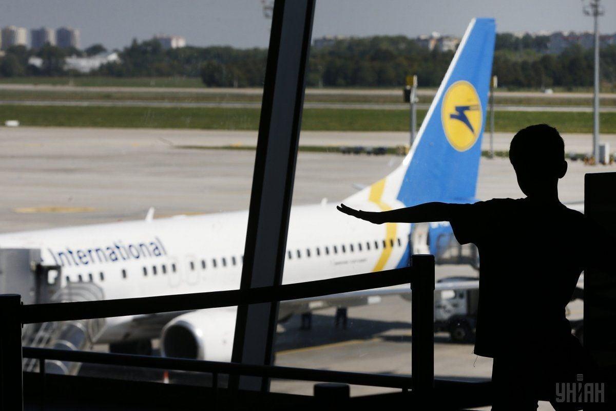 Пасажиропотік українських аеропортів вперше перевищив 20 мільйонів / фото УНІАН