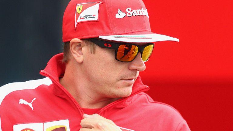 Команда «Формулы-1» «Феррари» продлила договор сфинским пилотом Райкконеном